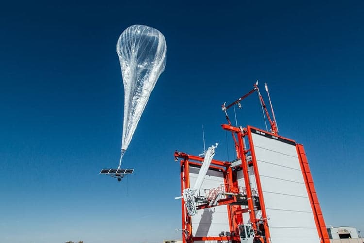 Alphabet Project Loon развернул LTE-шары в Пуэрто-Рико""