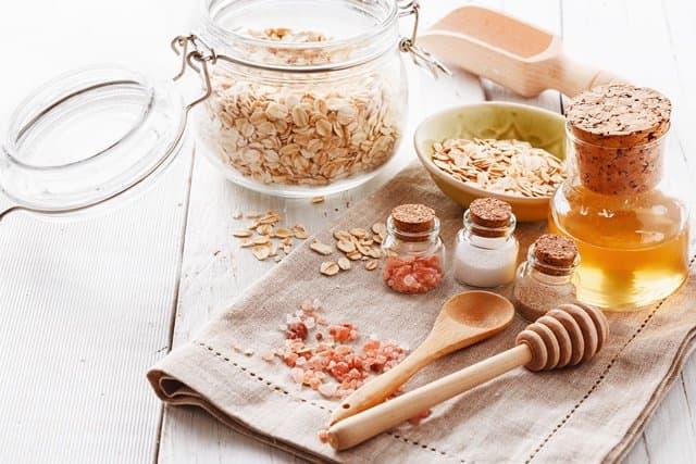 Выбор компонентов для маски из меда