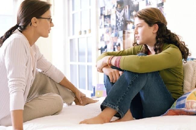 Какие признаки изменений в переходном возрасте бывают у девочек